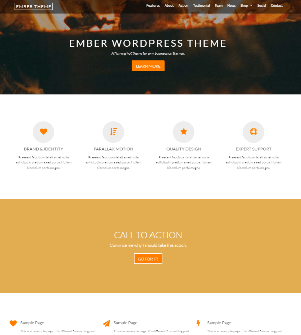 mejor theme wordpress