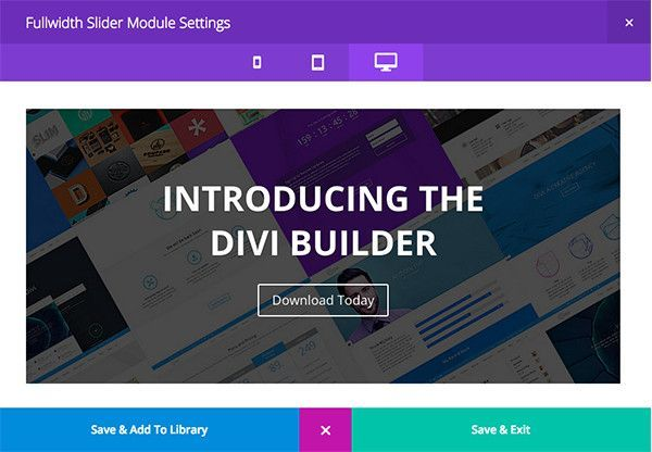 wordpress plugin divi