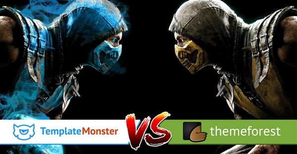 themeforest vs templatemonster