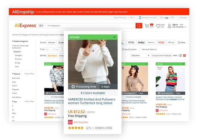 AliDropship: ¿El Plugin WordPress Definitivo para Hacer Dropshipping con Aliexpress?